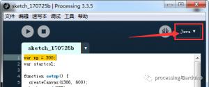 有关openprocessing网站的部分程序说明 - 第3张  | Processing编程艺术