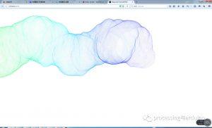 有关openprocessing网站的部分程序说明 - 第5张  | Processing编程艺术