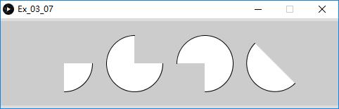 献给Processing爱好者的教程【7】—基础图形【卡卡】 - 第7张  | Processing编程艺术