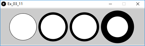 献给Processing爱好者的教程【7】—基础图形【卡卡】 - 第9张  | Processing编程艺术